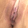Girl with nice tits blows her pussy ejaculation load