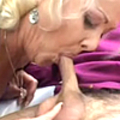 Grandma loves to suck and fuck