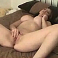 Little angel Cindy is playing with her young pussy