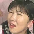 Asian chick betting a massive bukkake facial