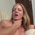 Amber Michaels gets her ass eaten and then beaten