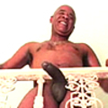Massive cock banging tight asshole