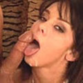 Paulina gets her pussy stretched and pounded by a big cock