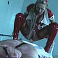 Mandy assfucked by mental patient