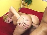 Anal Consumption - Heidi Mayne gets her ass fucked. In Sperm Swallow