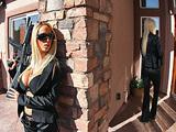 Pornstars Like It Big - Babes In Black with Nikki & Puma