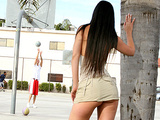 Pornstars Like It Big - Luscious got game with Luscious Lopez