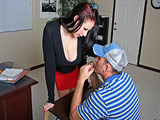 Big Tits At School -  The Principal with Gianna Michaels