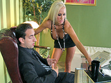 Big Tits At Work - Unbelievable Secretary with Lichelle Marie