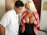 Big Tits At Work -  Sweet Deal with Lichelle Marie