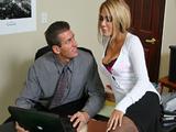 Big Tits At School - Non-Smoking with Carmel Moore