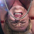 Chanta Fucks and Slaps this Hogtied Slave