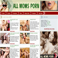 All moms porn