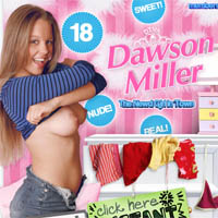 Dawson miller spreading pussy not
