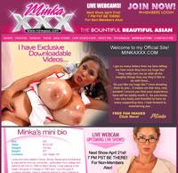 Minka XXX Site
