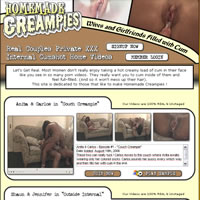 Homemade Creampies