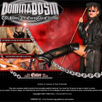 Domina BDSM
