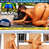 Wet Booty Brazil