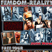 Femdom Reality