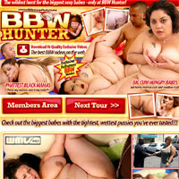 BBW  Hunter