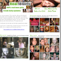 Real 18  Girls