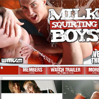 Milk squirting boys