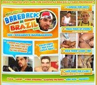 Bare Back In Brazil