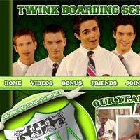 Twink boarding school