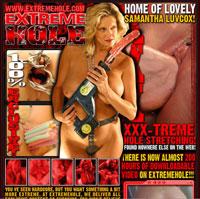 Extreme Hole
