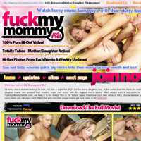 Fuck My Mommy And Me