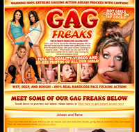 Gag Freaks