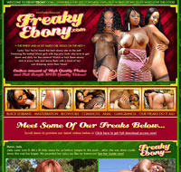 Freaky Ebony