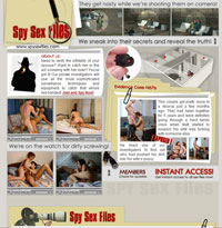 Spy Sex Files