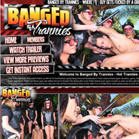 Banged By Trannies