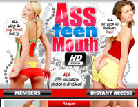 Ass Teen Mouth