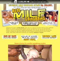 Real MILF Gangbang