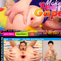 Make Teen Gape