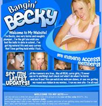Banging Becky