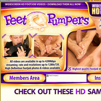 Feet Pumpers