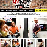 Unglory hole