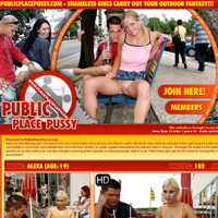 Public Place Pussy