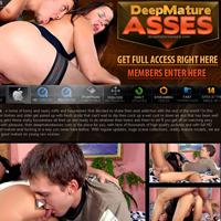 Deep Mature Asses