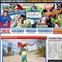 Heroes Del Porno