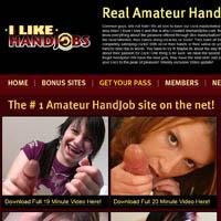 I Like Hand Jobs