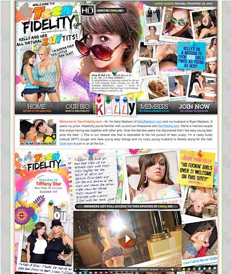 Teen Fidelity