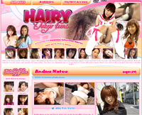 Hairy Tokyo Teens