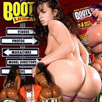 Booty Licious Mag