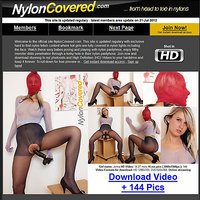 Nylon Covered