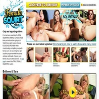 Female Squirt.
