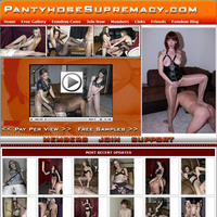 Pantyhose Supremacy